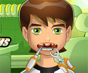 Ben Ten Tooth Problems