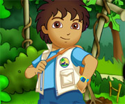 Go Diego Go Dress Up