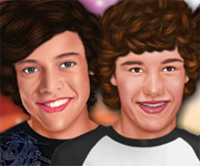 One Direction Make-over
