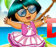 Dora Fun Dress up